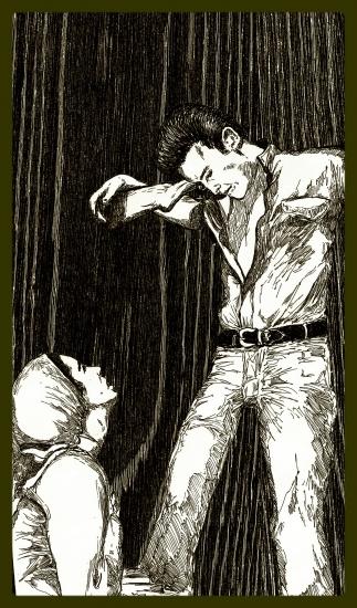 James Dean by didgiv